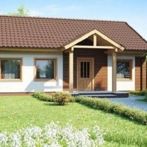 Каркасные дома от 100 до 150 кв.м