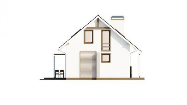 Каркасный дом 7x9 100кв.м