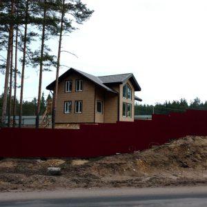Каркасный дом Ларионово-1 8x7 112кв.м