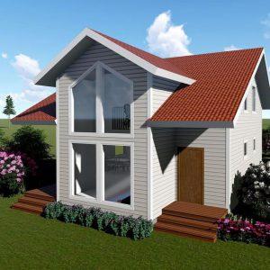 Каркасные дома от 150 до 200 кв.м