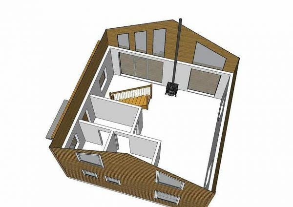 Дом 110м2